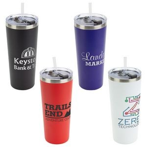Brighton 20 oz Vacuum Insulated Stainless Steel Tumbler